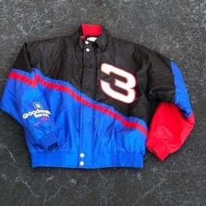 Dale Earnhardt  Nascar Chase Authentic Coat Size L